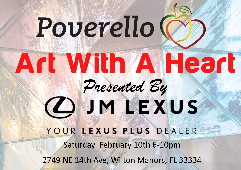 . Art with a Heart   Poverello